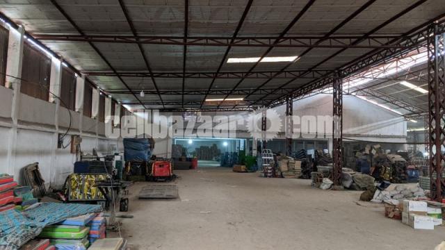 27000sqft shed for rent at rupganj - 1/3