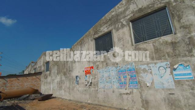 25000sqft shed for rent at gazipur kaligonj - 7/8