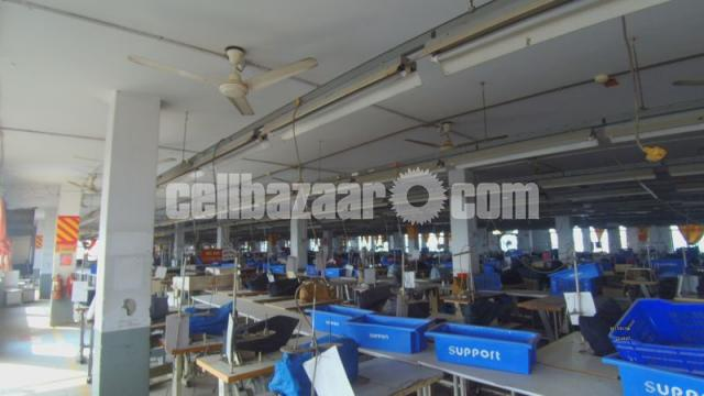 120000sqft factory building for sale or rent at gazipur - 6/8