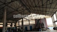 350000sqft shed with gas electricity at dhk-ctg highway - Image 2/5