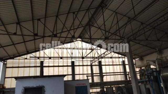 350000sqft shed with gas electricity at dhk-ctg highway - 3/5