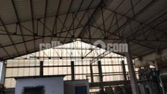 350000sqft shed with gas electricity at dhk-ctg highway - Image 3/5