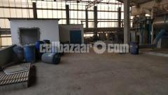 350000sqft shed with gas electricity at dhk-ctg highway - Image 4/5