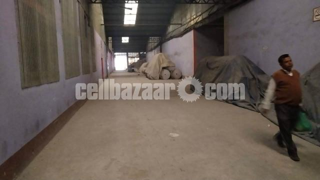350000sqft shed with gas electricity at dhk-ctg highway - 5/5