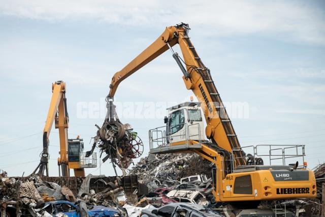We Buy Iron and Metals Scrap Industrial Machinery & Plants, Steel Scrap - 1/7
