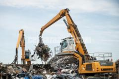 We Buy Iron and Metals Scrap Industrial Machinery & Plants, Steel Scrap