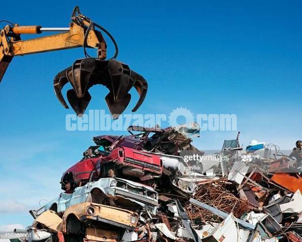 We Buy Iron and Metals Scrap Industrial Machinery & Plants, Steel Scrap - 3/7