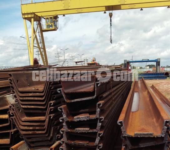 We Buy Iron and Metals Scrap Industrial Machinery & Plants, Steel Scrap - 4/7