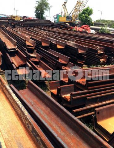 We Buy Iron and Metals Scrap Industrial Machinery & Plants, Steel Scrap - 5/7