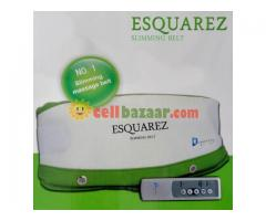 ESQUAREZ Massage Belt with Heat n Vibration! For Weight Loss