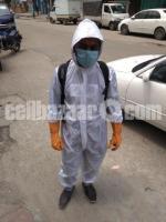 PPE made of Tafeta fabric
