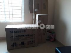 Brand new Samsung Inverter AC 1.5 ton 1pcs