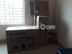 Brand new Samsung Inverter AC 2 ton 1pcs