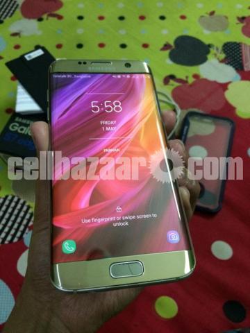 Samsung Galaxy S7 edge - 1/7