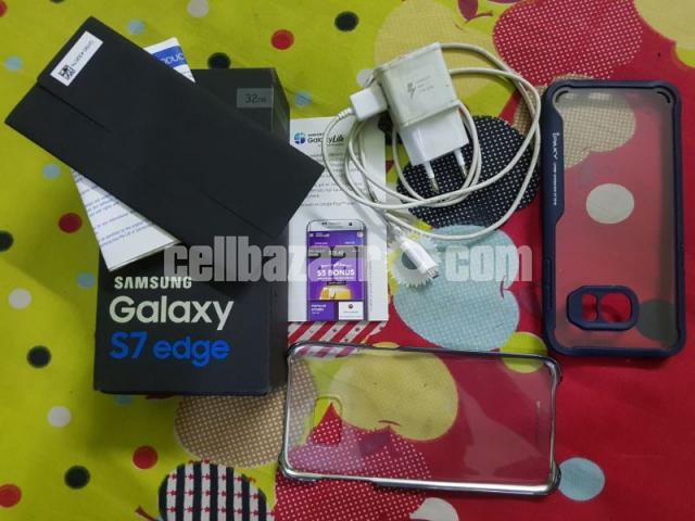 Samsung Galaxy S7 edge - 6/7