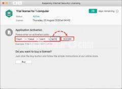 Kaspersky Total Security & Internet Security 2021 Genuine Lience.