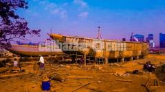 sand carrying ship - Image 3/8