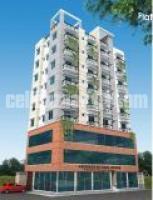 1100 sqft  Apartment/Flats for Sale at Banasree,Rampura.