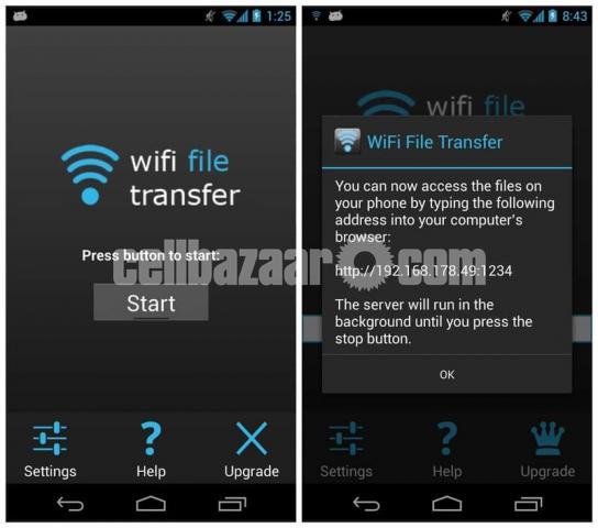 WIFI file Transfer pro Lifetime used - 4/4
