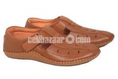 Sandal Shoe (Original  Leather Made)