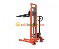 Hydraulic Forklift, Semi Automatic - Image 1/4