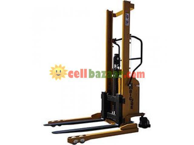 Hydraulic Forklift, Semi Automatic - 3/4