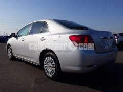Toyota Allion G Plus 2014