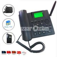 Gsm Sim Supported Telephone Dual Sim CodeDJ-523