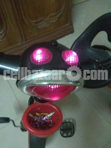 Kids Tricycle - 3/8