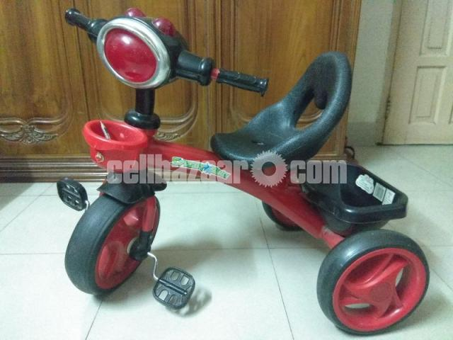 Kids Tricycle - 4/8