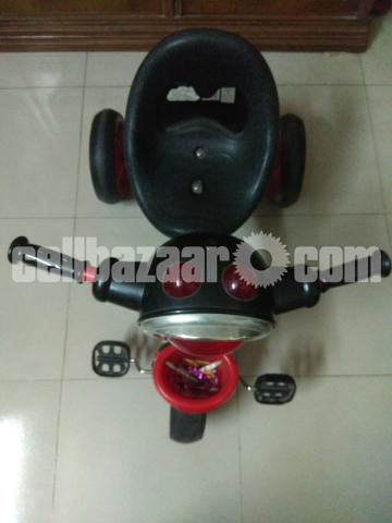 Kids Tricycle - 6/8
