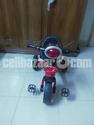 Kids Tricycle - 7/8
