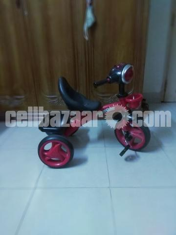 Kids Tricycle - 8/8