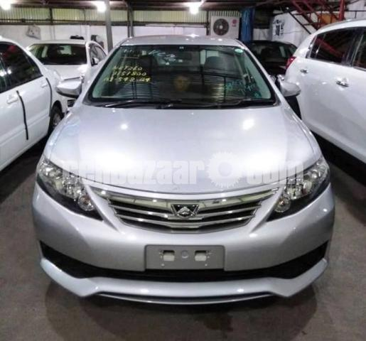 Toyota Allion G Package 2014 - 1/4