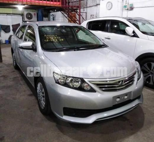 Toyota Allion G Package 2014 - 3/4
