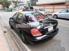 Nissan Sunny Ex Saloon 2006