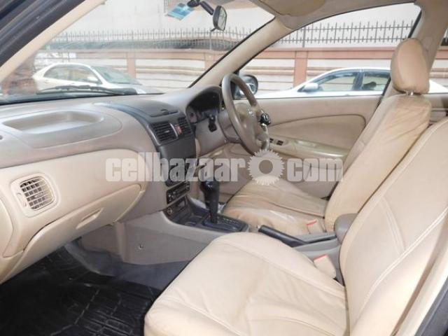 Nissan Sunny Ex Saloon 2006 - 4/5