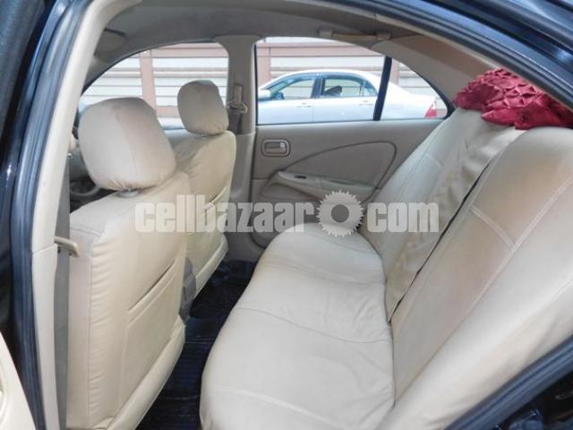Nissan Sunny Ex Saloon 2006 - 5/5