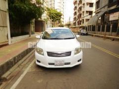 Toyota Axio X 2010 - Image 1/5