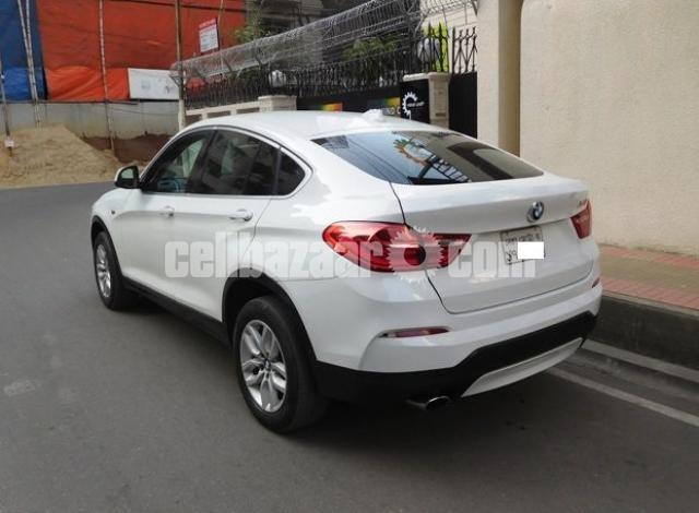 BMW X4 2015 - 1/5