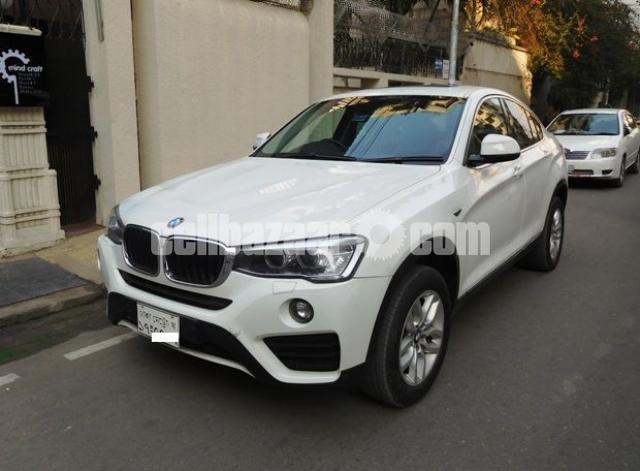 BMW X4 2015 - 2/5