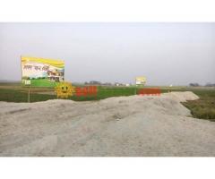 5 katha residential plot @keranigonj