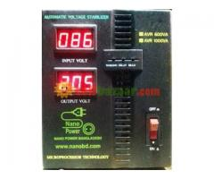 Automatic Digital Voltage Stabilizer