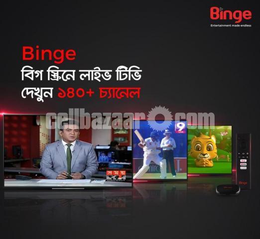 Binge Android Tv Box - 3/5