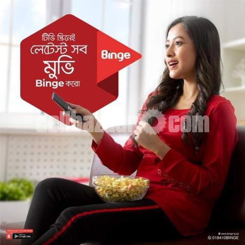 Binge Android Tv Box - 5/5