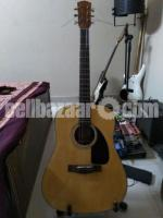Original fender cd 60 acoustic guitar