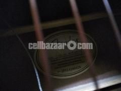 Original fender cd 60 acoustic guitar