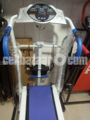 Manual treadmill - 1/4