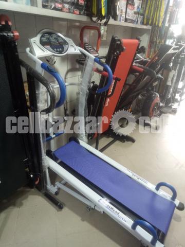 Manual treadmill - 2/4