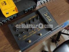 Vox tonelabe St guitar processor